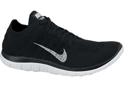 Nike Free Run Flyknit Black